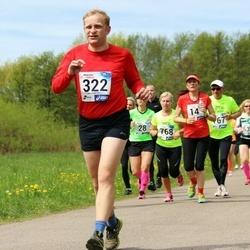 46. jooks ümber Harku järve - Joosep Loost (322)