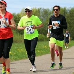 46. jooks ümber Harku järve - Gunnar Vooremäe (767)