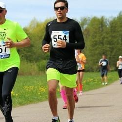 46. jooks ümber Harku järve - Tõnis Rosenberg (554)