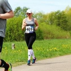 46. jooks ümber Harku järve - Katrin Peterson (469)