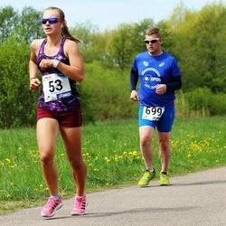 46. jooks ümber Harku järve - Irena Budanova (53)