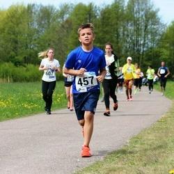 46. jooks ümber Harku järve - Harald Parts (457)