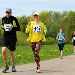 46. jooks ümber Harku järve - Margarita Polokainen (494)