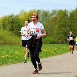 46. jooks ümber Harku järve - Signe Saar (573)