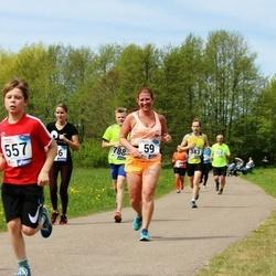 46. jooks ümber Harku järve - Heli Eerik (59)