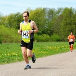 46. jooks ümber Harku järve - Madis Malv (343)