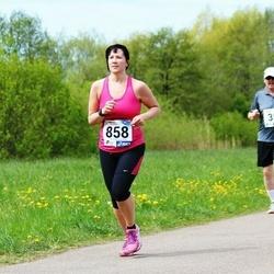 46. jooks ümber Harku järve - Karita Mikko (858)
