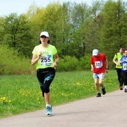 46. jooks ümber Harku järve - Laura Kuldkepp (255), Arvo Luus (332)