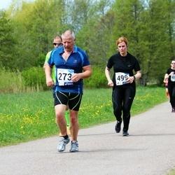 46. jooks ümber Harku järve - Leo Käige (273), Elen Preimann (499)