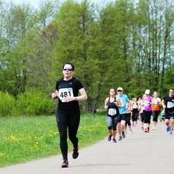 46. jooks ümber Harku järve - Piret Piip (481)