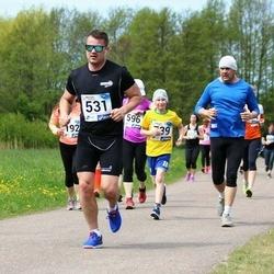 46. jooks ümber Harku järve - Marvin Rebmann (531)