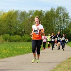 46. jooks ümber Harku järve - Johanna Lepp (304)