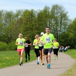 46. jooks ümber Harku järve - Karel Uurits (705)