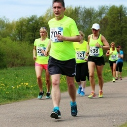 46. jooks ümber Harku järve - Piret Kummel (258), Kairi Marie Riigor (538), Karel Uurits (705)