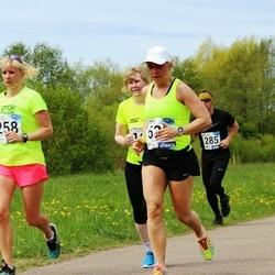 46. jooks ümber Harku järve - Piret Kummel (258), Kairi Marie Riigor (538)