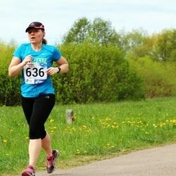 46. jooks ümber Harku järve - Maarja Žugova (636)