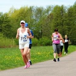 46. jooks ümber Harku järve - Aali Lilleorg (315)