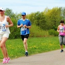 46. jooks ümber Harku järve - Ruth Trääder (690)