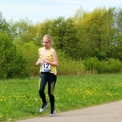 46. jooks ümber Harku järve - Johanna Vahtra (712), Rait Rebane (854)