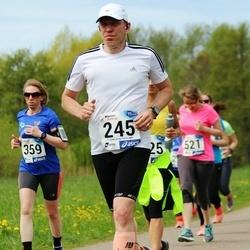 46. jooks ümber Harku järve - Toomas Kristin (245)