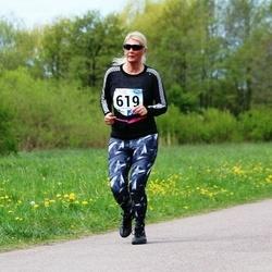 46. jooks ümber Harku järve - Kristel Suik (619)