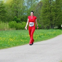 46. jooks ümber Harku järve - Sille Simson (605)