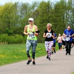 46. jooks ümber Harku järve - Triin Kink (209)
