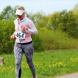46. jooks ümber Harku järve - Monika Peetson (464)