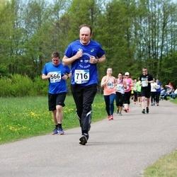 46. jooks ümber Harku järve - Jaak Vaiknemets (716)