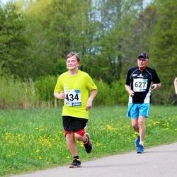 46. jooks ümber Harku järve - Aksel Ots (434)