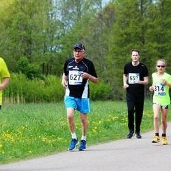 46. jooks ümber Harku järve - Boris Suurorg (627)