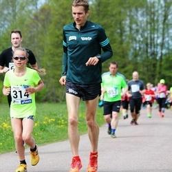 46. jooks ümber Harku järve - Liise Lillelaid (314)