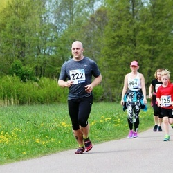 46. jooks ümber Harku järve - Martin Koidu (222)