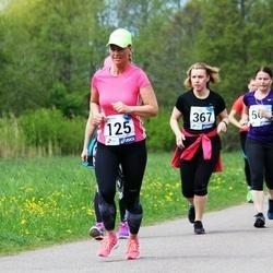 46. jooks ümber Harku järve - Lea Niinepuu (125)