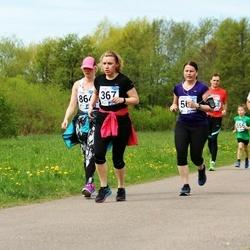 46. jooks ümber Harku järve - Margit Mets (367)