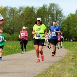 46. jooks ümber Harku järve - Vilma Trummal (686)