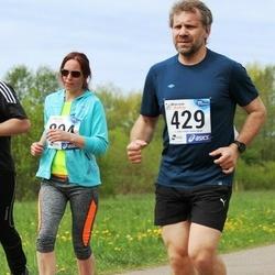 46. jooks ümber Harku järve - Raul Omel (429)