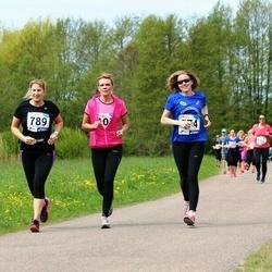 46. jooks ümber Harku järve - Külli Haab (789)