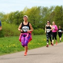 46. jooks ümber Harku järve - Anzela Nõmmsalu (420)
