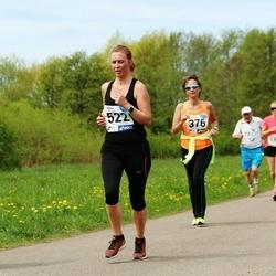 46. jooks ümber Harku järve - Krista Raid (522)