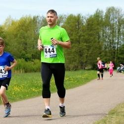 46. jooks ümber Harku järve - Toomas Paesüld (444)