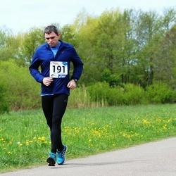 46. jooks ümber Harku järve - Marek Keerand (191)
