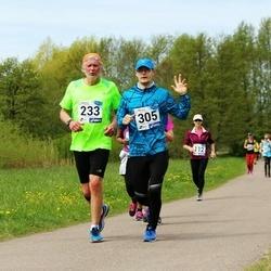46. jooks ümber Harku järve - Peeter Koržets (233)