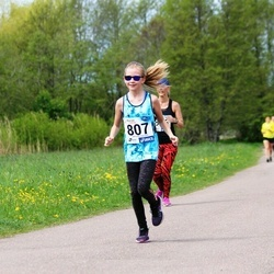 46. jooks ümber Harku järve - Nora Lepp (807)