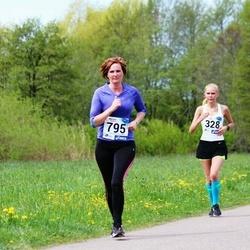 46. jooks ümber Harku järve - Eveli Haidla (795)