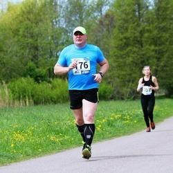 46. jooks ümber Harku järve - Rivo Kant (176)