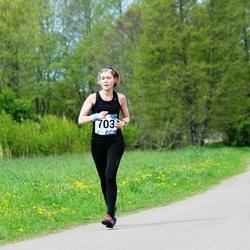 46. jooks ümber Harku järve - Anu Uritam (703)