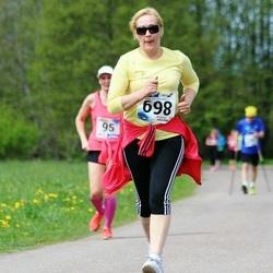 46. jooks ümber Harku järve - Ingrid Sacmus (869)