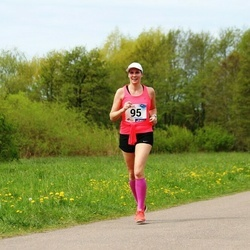 46. jooks ümber Harku järve - Ülle Hollo (95)