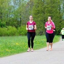 46. jooks ümber Harku järve - Teele Jaanson (107)